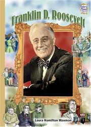 Cover of: Franklin D. Roosevelt (History Maker Bios)