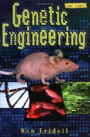 Cover of: Genetic engineering