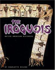 Cover of: The Iroquois | Charlotte Wilcox