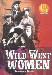 Cover of: Wild West women