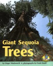 Cover of: Giant sequoia trees