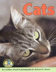 Cover of: Cats | Caroline Arnold