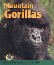 Cover of: Mountain Gorillas (Early Bird Nature Books)