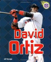 Cover of: David Ortiz