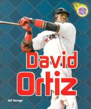 Cover of: David Ortiz (Amazing Athletes)