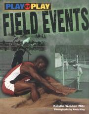 Cover of: Play by Play Field Events (Play-By-Play)