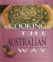 Cover of: Cooking the Australian Way (Easy Menu Ethnic Cookbooks) | Elizabeth Germaine