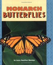 Cover of: Monarch Butterflies