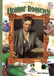 Cover of: Eleanor Roosevelt