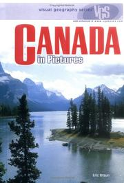 Cover of: Canada in pictures | Braun, Eric