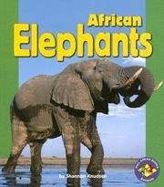 Cover of: African Elephants