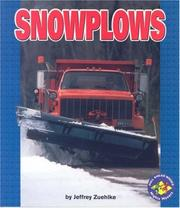 Snowplows (Pull Ahead Books)