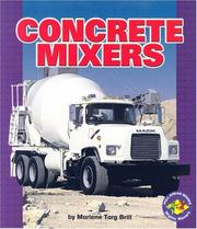 Cover of: Concrete mixers
