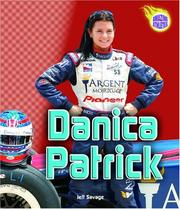 Cover of: Danica Patrick (Amazing Athletes)