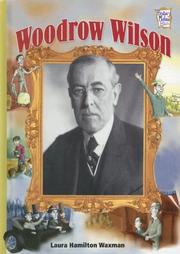 Cover of: Woodrow Wilson