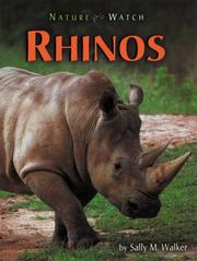 Cover of: Rhinos (Nature Watch)