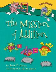 Cover of: The Mission of Addition (Math Is Categorical)