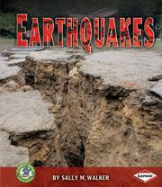 Cover of: Earthquakes (Early Bird Earth Science)