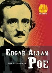 Cover of: Edgar Allan Poe (Just the Facts Biographies)