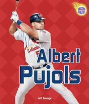 Cover of: Albert Pujols (Amazing Athletes)