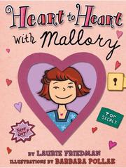 Cover of: Heart to Heart With Mallory
