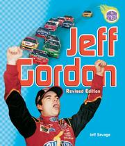 Cover of: Jeff Gordon (Amazing Athletes)