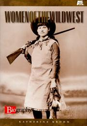 Cover of: Women of the wild West