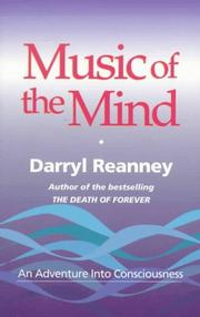 Cover of: Music of the Mind | Darryl Reanney