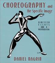 Cover of: Choreography and the Specific Image