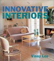 Cover of: Innovative Interiors (Decor Best-Sellers) (Decor Best-Sellers) | Vinny Lee