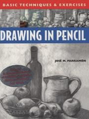 Cover of: Drawing in Pencil