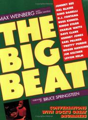 The big beat by Max Weinberg