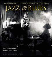 Cover of: The Billboard illustrated encyclopedia of jazz & blues