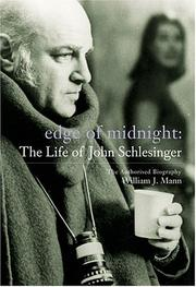 Cover of: Edge of Midnight: The Life of John Schlesinger: The Authorised Biography