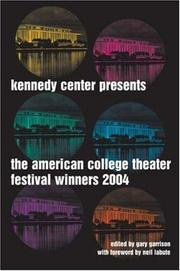 Cover of: Kennedy Center Presents