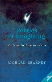Cover of: Poetics of imagining