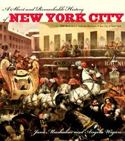 Cover of: A short and remarkable history of New York City