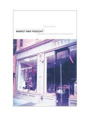Cover of: Market and Thought | Brett Levinson