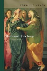 Cover of: The ground of the image