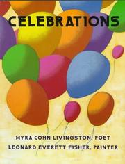 Cover of: Celebrations
