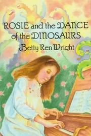 Cover of: Rosie and the dance of the dinosaurs