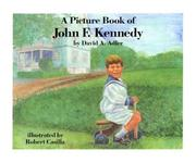 Cover of: A picture book of John F. Kennedy