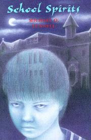 Cover of: School Spirits