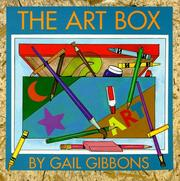 Cover of: The art box