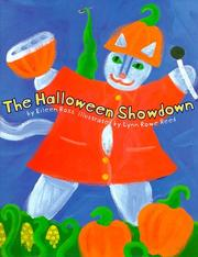 Cover of: The Halloween showdown | Ross, Eileen