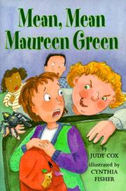 Cover of: Mean, mean Maureen Green
