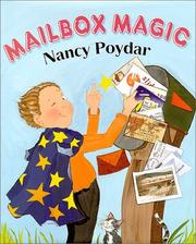 Cover of: Mailbox magic