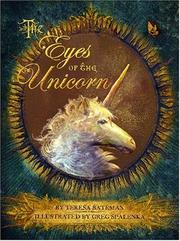 Cover of: The Eyes of the Unicorn