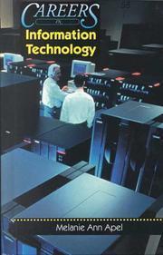 Cover of: Careers in Information Technology