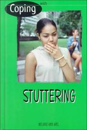Cover of: Coping With Stuttering